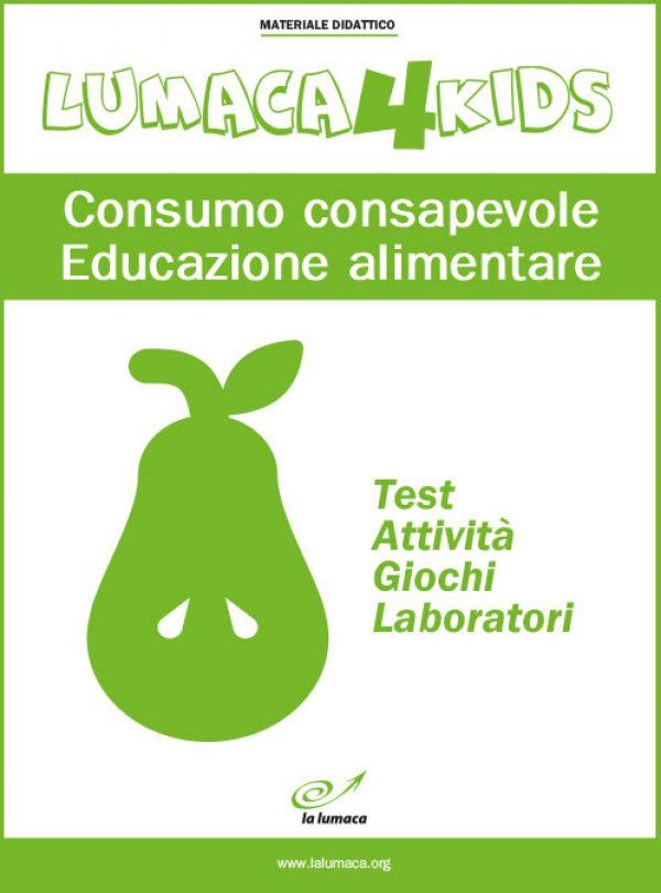 COVER_Schede-lumaca4KIDS_Alimenti-consumi